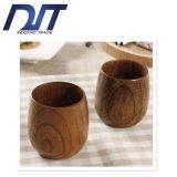 Кофейная чашка Eco фабрики сразу содружественная естественная деревянная