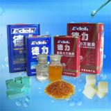 Pegamento solvente del pegamento de goma de la alta calidad para Farbic