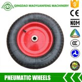 13in 외바퀴 손수레를 위한 가벼운 의무 트롤리 바퀴