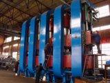 Presse hydraulique pour presser des plaques en acier épais