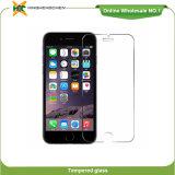 Protezione Tempered di vetro dello schermo di Smartphone per il iPhone 6 più