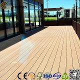 Placa de assoalho de madeira do Decking da exportação WPC de China