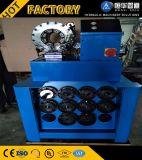 Máquina del manguito de la máquina del manguito hidráulico/arrugador del manguito que prensan que prensan