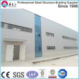 Struttura d'acciaio prefabbricata dell'ampia luce per il magazzino (ZY423)