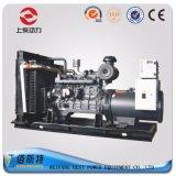 Электрический генератор Set7 двигателя дизеля Shangchai 300kw 375kVA звукоизоляционный