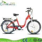 26 Geschwindigkeits-Stadt-elektrisches Fahrrad der Zoll-Al-Legierungs-6 für Damen