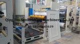 Máquina de recubrimiento UV de papel semi automática
