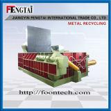 Metal hydraulique Swarf Balers avec du CE Qualified