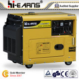 2-10kw Diesel Generator Set/공기 Cooled Generator (DG6500SE)