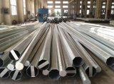 Galvanisierter Stahldienststahlpole