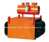Rcde 기름에 의하여 냉각된 현탁액 전자기 분리기는 강자기장 및 큰 흡입 힘을 비치하고 있다