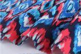 Dressmaking를 위한 2016년 직물 도매 폴리에스테 레이온 스판덱스 직물