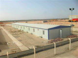 Galvanized Prefabricated Light Steel Structure Warehouse (KXD-668)