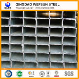 Pipe ronde en acier galvanisée par prix bas de bonne qualité