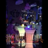 Decoración de los muebles del club nocturno y vector del disco de los diseños LED