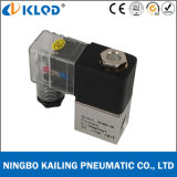2V025-06 Gleichstrom 2 Way Direct Acting Air Water 24V Solenoid Valve