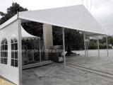 12X30mの移動可能なアルミニウム結婚披露宴の玄関ひさしの宴会のテント