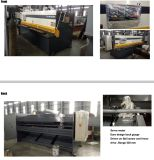 Máquinas de corte de alta velocidade, máquina de estaca de 6X3200mm