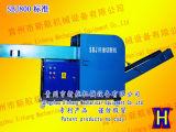 Máquina de estaca da fibra da máquina/palma de estaca do cortador de pano