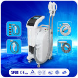4 in 1 Beauty Machine with E Light, IPL, RF and ND YAG Laser System