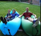 Sacs d'un de Ripstop d'air de sofa de présidence de sofa de constructeur gonflable en nylon de présidence couchage gonflables s'ouvrants d'air pour la vente en gros