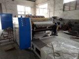Volle automatische Hotmelt doppelte seitliches Gussteil-Klebstreifen-Beschichtung-Maschine