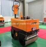rolo automotor do cilindro dobro Vibratory de 800kg Honda (FYL-800)