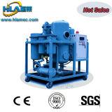 Máquina de la filtración del aceite de lubricante del vacío de Lvp