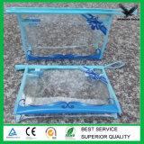 Promoção saco de cosméticos em PVC com tampa de zíper