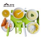Керамические точильщики еды продуктов младенца/станы для комплекта инструментов кухни