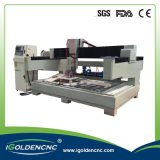 Machine de découpage de brame de granit de commande numérique par ordinateur de Syntec de qualité