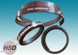 Cinta de electro fusión de metal reforzado con polietileno de alta densidad corrugado de tuberías