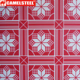 Dekoration Pattern Design PPGI Steel Sheet