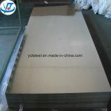 Hölzernes Edelstahl-Blatt Belüftung-überzogene Oberfläche des Fall-Paket-0.5mm