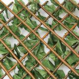 Artificial al aire libre Boxwood Hedge Graden Fence para Landscape