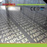 Triplex van de Fabriek van het triplex het In het groot Bruine Film Onder ogen gezien
