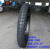 La fábrica de China suministra directo el neumático de la motocicleta de la alta calidad (2.75-17)