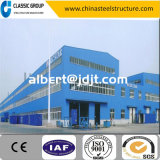 重い産業熱販売の容易な造りの鉄骨構造の倉庫か研修会または格納庫または工場