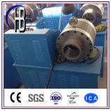 速い油圧ホースのひだ付け装置は変更を停止する