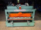 1050 glasierte die Fliese-Rolle, die Maschine bildet