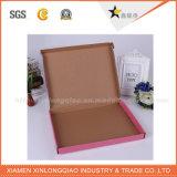 Изготовленный на заказ коробка Brown Kraft размера бумажная