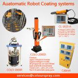 粉の吹き付け器のロボットReciprocator自動機械