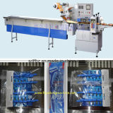 Macchina per l'imballaggio delle merci di rasatura automatica di flusso della lamierina di prezzi poco costosi