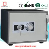 Caja fuerte resistente al fuego para el hogar y la oficina (FP-355M), acero sólido