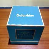 Qualitäts-blauer Kerze-Papier-Verpackungs-Geschenk-Kasten