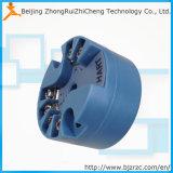 Transmisor industrial de la temperatura del uso PT100 4-20mA