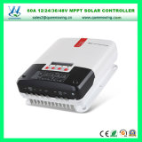 Contrôleur solaire maximum d'énergie solaire de l'entrée 150V de MPPT 60A 12/24/36/48V