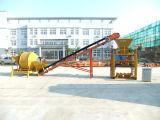 Qtj4-40A Máquina semiautomática del bloque de cemento Making