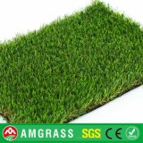 Искусственная трава футбола и трава ландшафта с высоким качеством