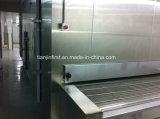 Surgélation spiralée/matériel rapide de gel pour la viande